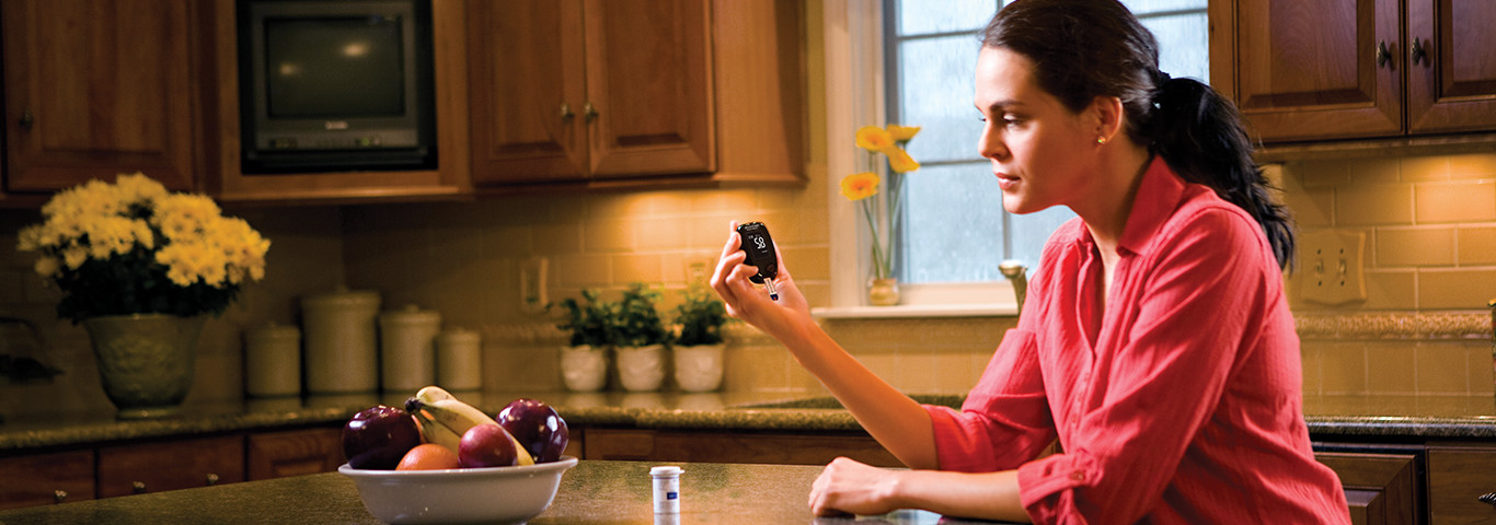 Self Monitoring Of Your Diabetes Accu Chek
